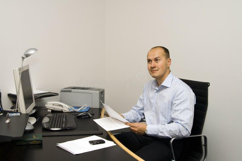 Homem de negócios fotos de stock