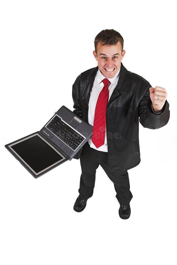 Homem de negócios #51 imagens de stock royalty free