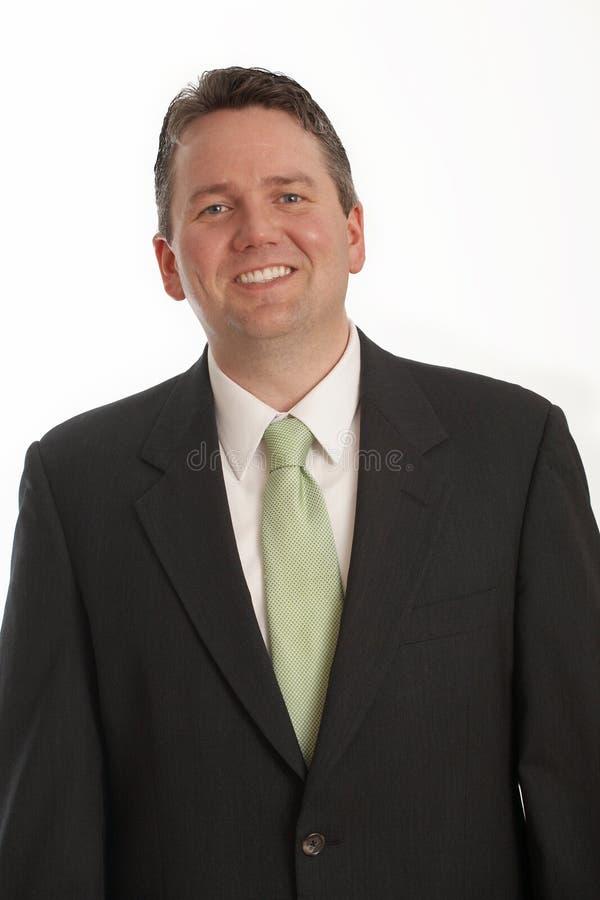 Homem de negócios foto de stock royalty free