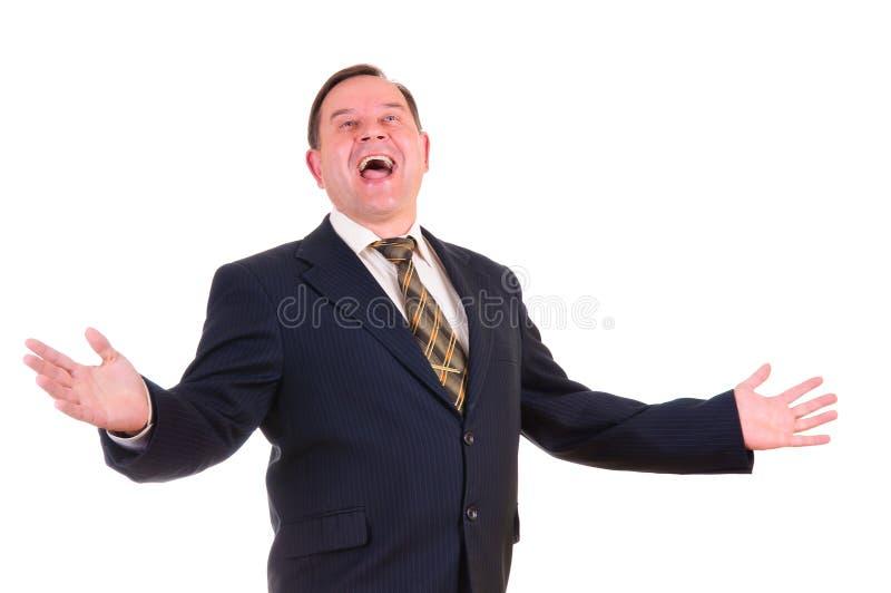 Download Homem De Negócios Bem Sucedido Da Pessoa Idosa Imagem de Stock - Imagem de macho, homem: 26511381
