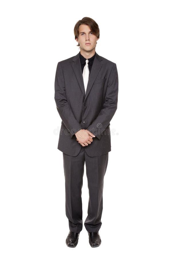 Homem de negócios - confiança imagens de stock