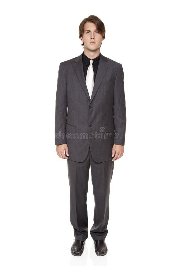 Homem de negócios - confiança fotos de stock royalty free