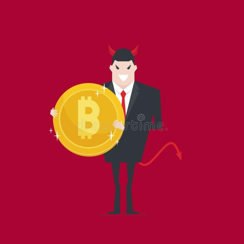 Il Bitcoin è quadruplicato in tre mesi. Che cosa si nasconde dietro? Il diavolo o l'acqua santa?