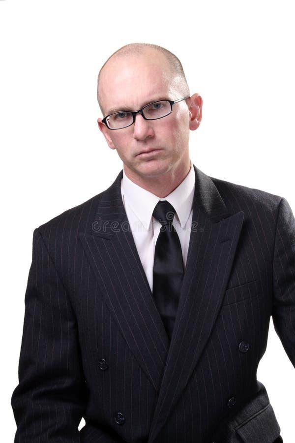 Homem de negócios envelhecido médio foto de stock royalty free