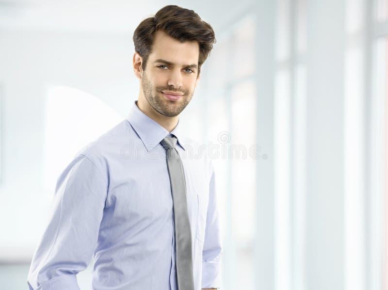 Homem de negócios executivo fotos de stock royalty free