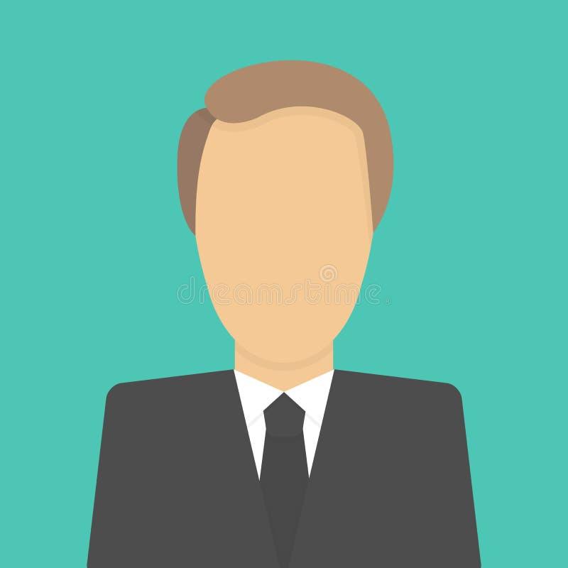 Homem de negócios Icon foto de stock
