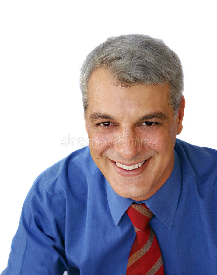 Homem de negócios ocasional foto de stock royalty free