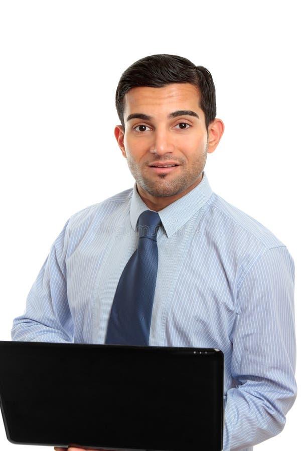 Homem de negócios ou ELE consultante foto de stock royalty free