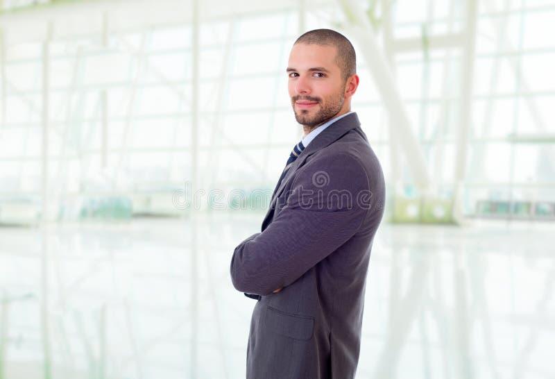 Homem de neg?cio imagem de stock royalty free