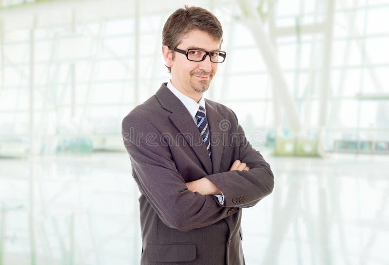 Homem de neg?cio imagem de stock