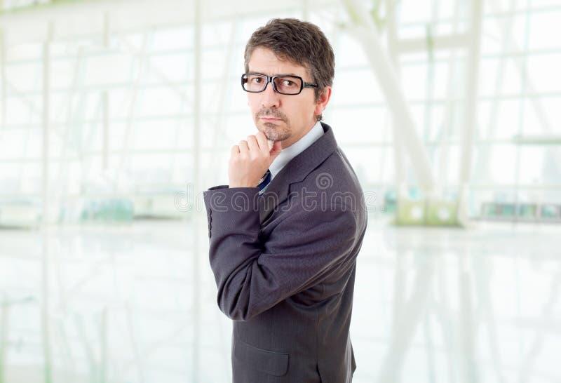 Homem de neg?cios fotos de stock