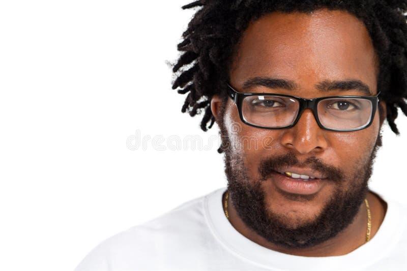 Homem do americano africano fotos de stock royalty free