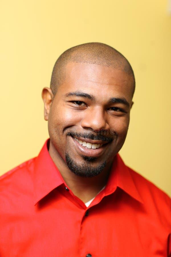 Homem do americano africano imagens de stock royalty free