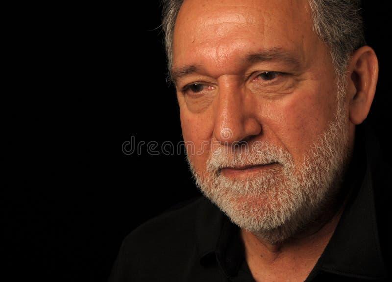 Homem do Latino fotografia de stock