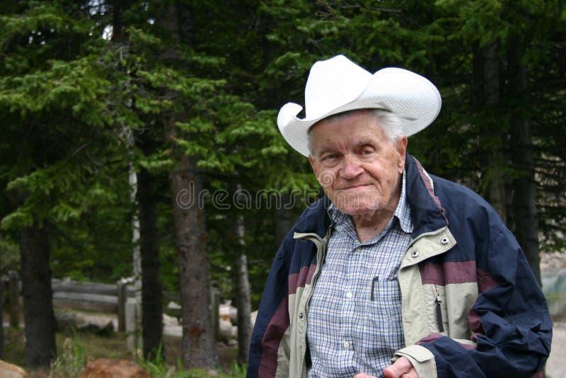Homem idoso fotos de stock