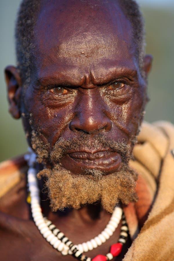 Homem idoso de Suri imagens de stock