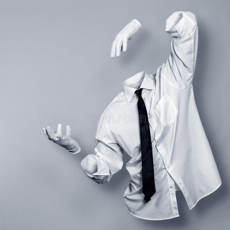 Homem invisível fotos de stock royalty free