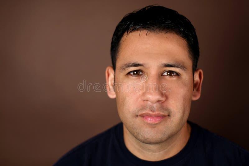 Homem latino-americano fotos de stock
