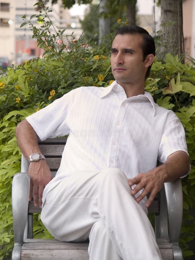 Homem latino-americano novo considerável fotos de stock