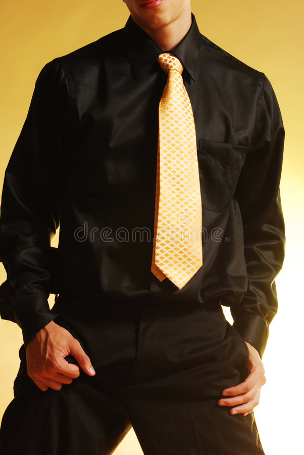 Homem moderno foto de stock royalty free