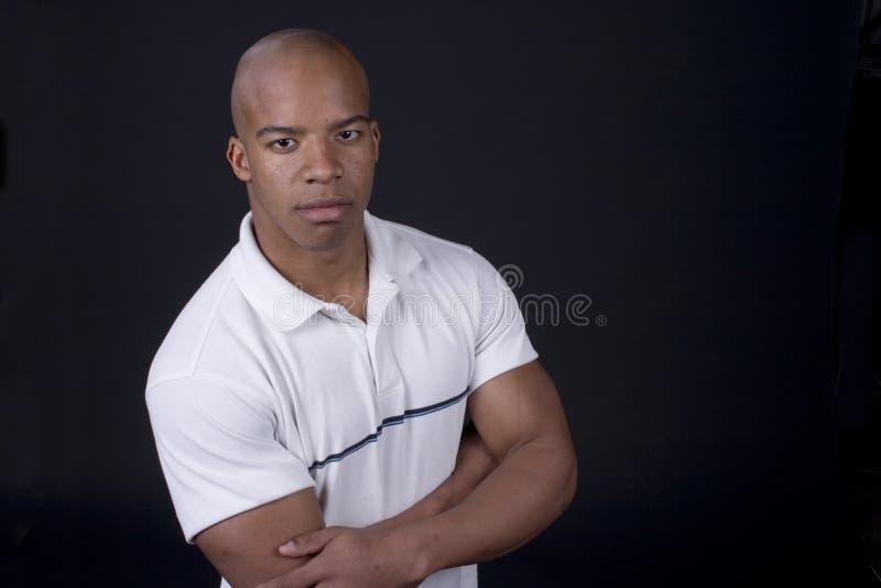 Download Homem negro novo foto de stock. Imagem de homem, africano - 543958