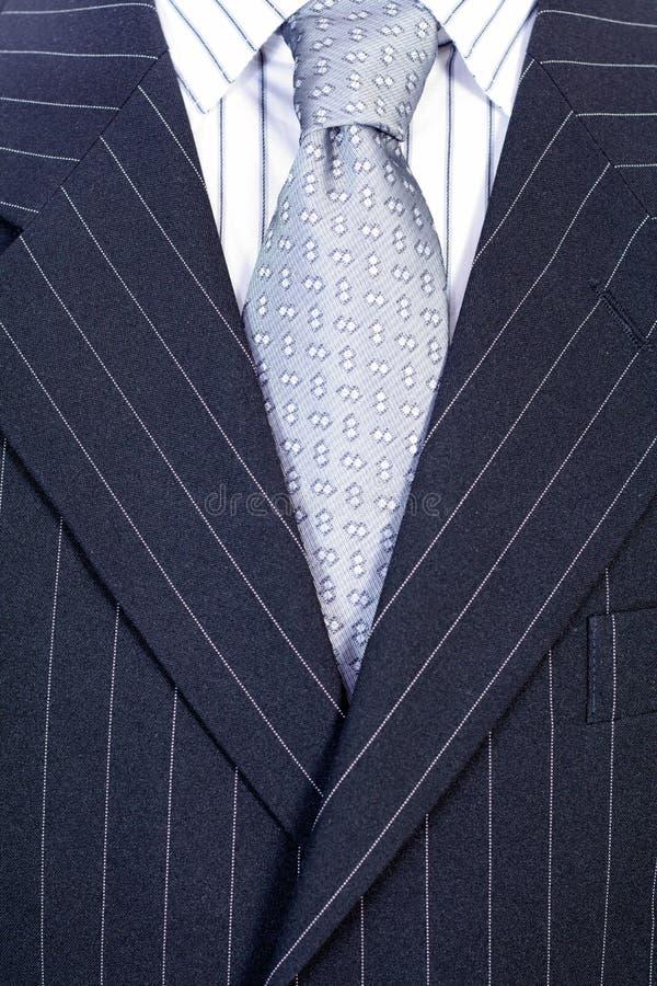 Homem no terno preto fotos de stock royalty free