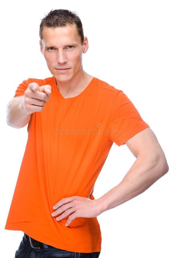 Download Homem novo foto de stock. Imagem de homem, engraçado - 16866628