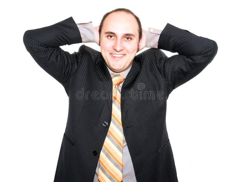 Homem novo imagens de stock royalty free