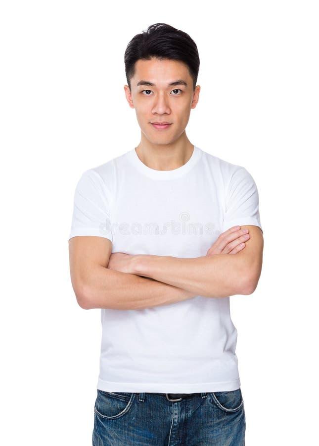 Homem novo imagens de stock