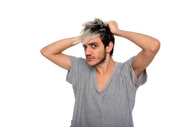 Download Homem à moda novo foto de stock. Imagem de estúdio, estilo - 29830926