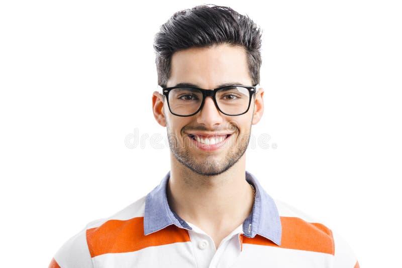 Homem novo considerável fotos de stock