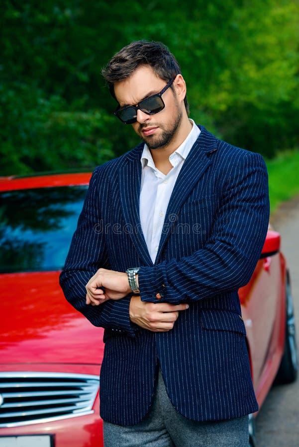 Homem respeitável fotos de stock
