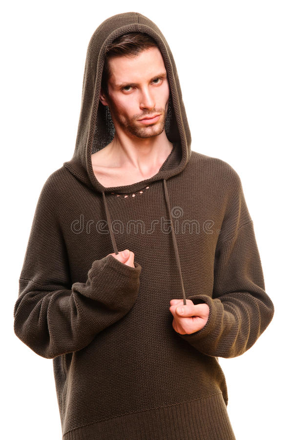 Homem 'sexy' novo fotografia de stock