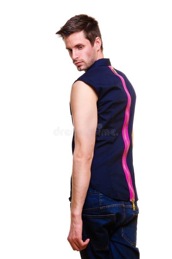 Homem 'sexy' novo imagens de stock