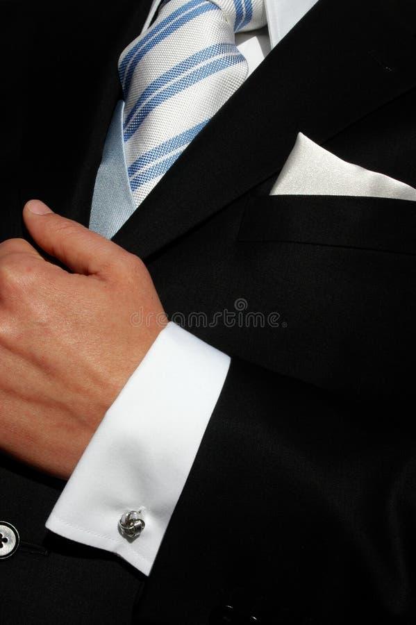 Homem, terno de s foto de stock royalty free