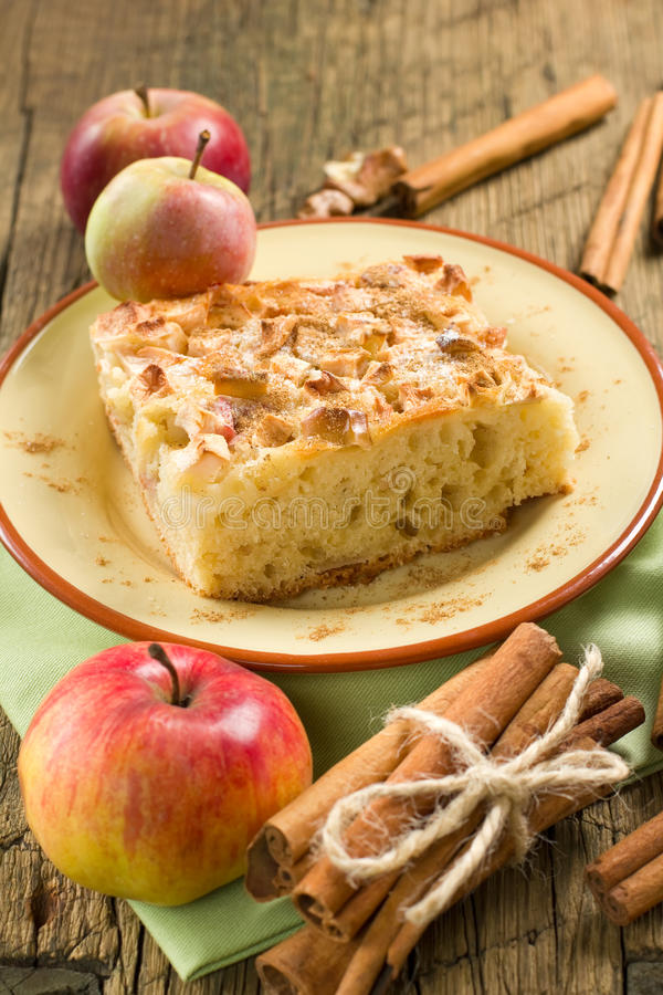 Download Homemade apple pie stock image. Image of nutrition, green - 26015383