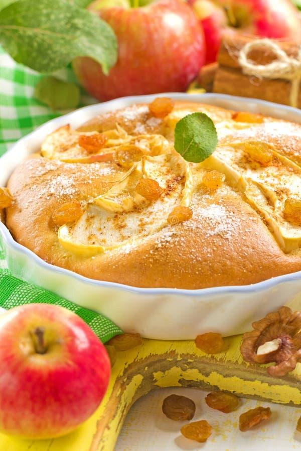 Homemade Apple Pie Stock Photos