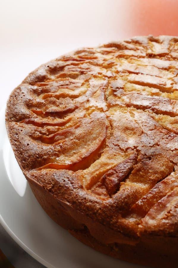 Download Homemade apple tart stock image. Image of golden, fruit - 10733883