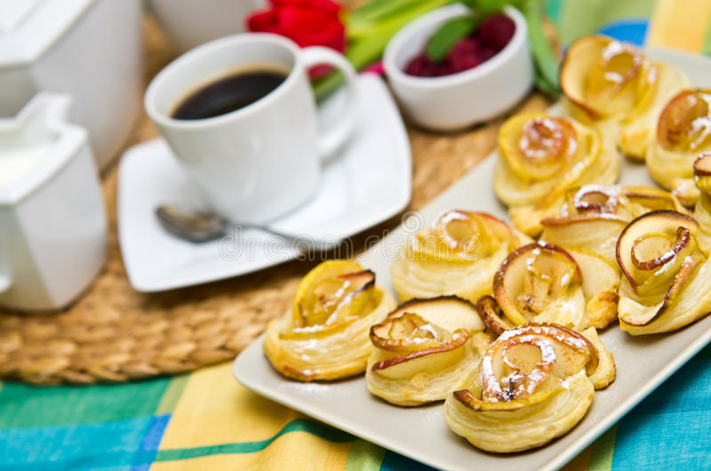 Download Homemade apple cookies stock photo. Image of breakfast - 31663206