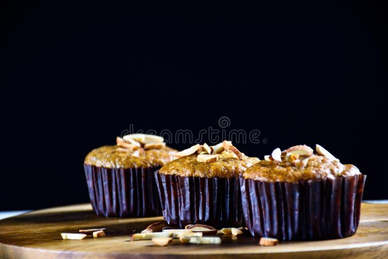 Download Homemade Banana Cupcakes Stock Photo - Image: 83716253