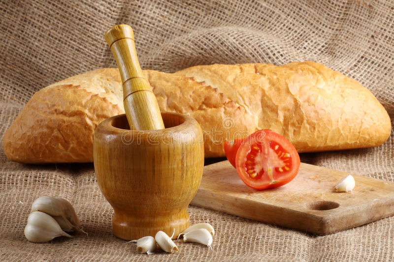 Download Homemade bread stock photo. Image of tradition, food - 24816830