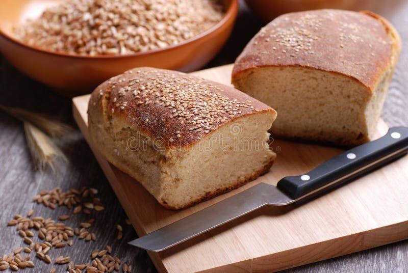 Homemade Bread Royalty Free Stock Image