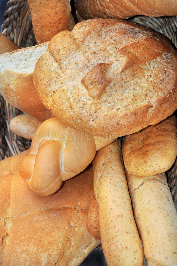 Download Homemade bread stock photo. Image of fresh, homemade - 25631472