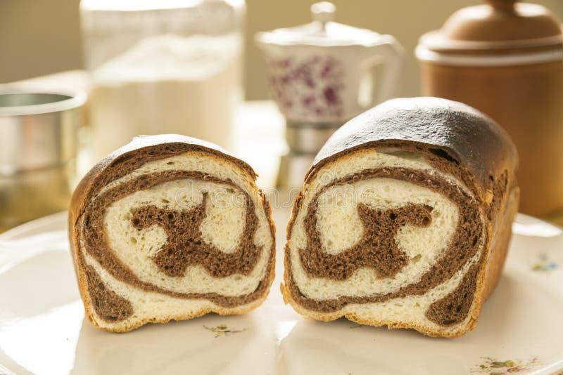 Homemade Bread stock photo