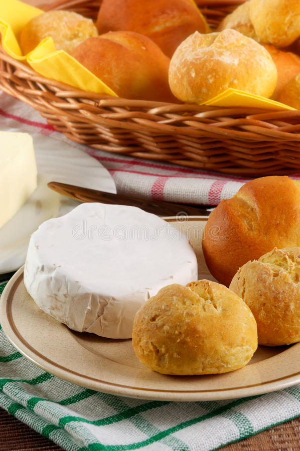 Download Homemade buns with cheese stock image. Image of decoration - 13076805