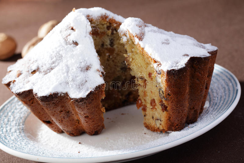 Download Homemade cake stock image. Image of ready, frosting, macro - 12752605