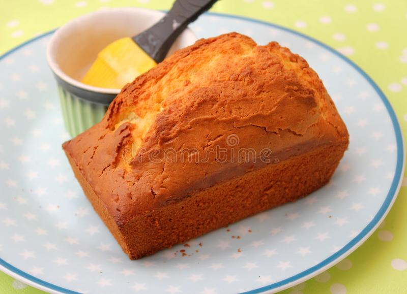 Homemade cake stock images