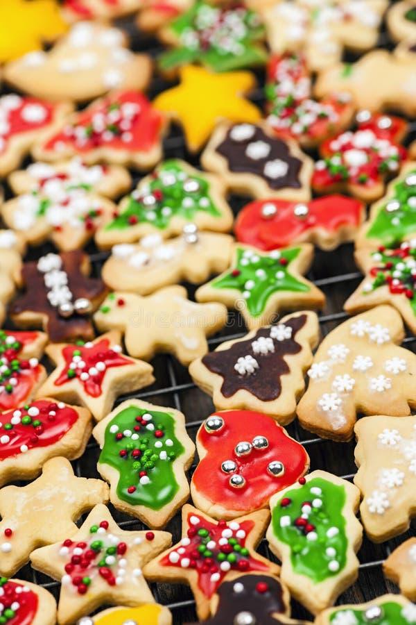 Download Homemade Christmas cookies stock photo. Image of food - 29677670
