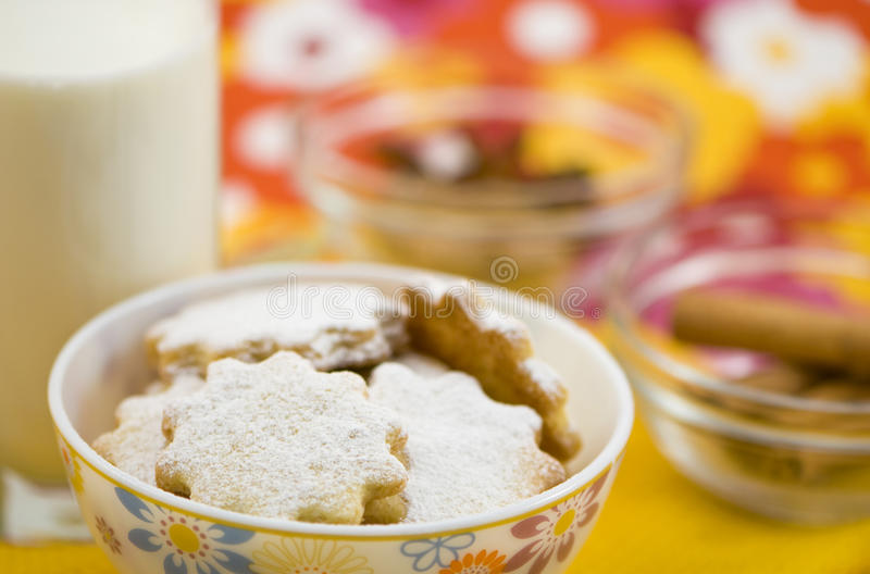 Download Homemade Cookies Royalty Free Stock Photo - Image: 12215075