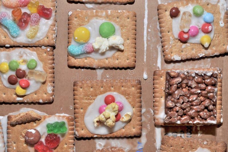 Homemade desserts stock photos